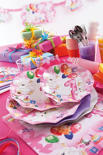 come organizzare la festa i primo compleanno