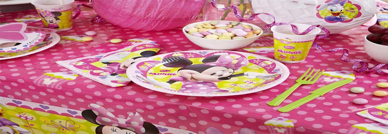 organizzare una festa per bambina