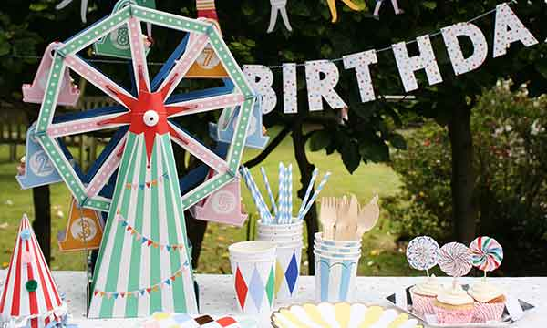 Organizza un compleanno con PalaParty