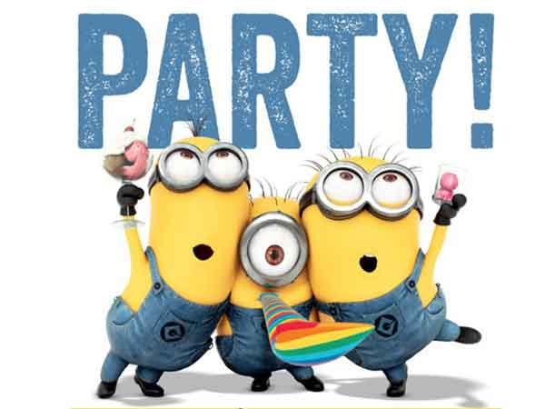 festa tema minion su PalaParty