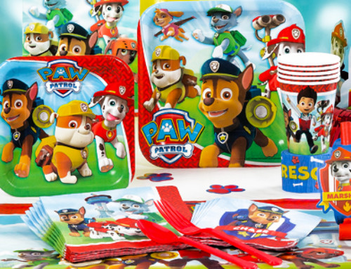 Festa per bambini Paw Patrol