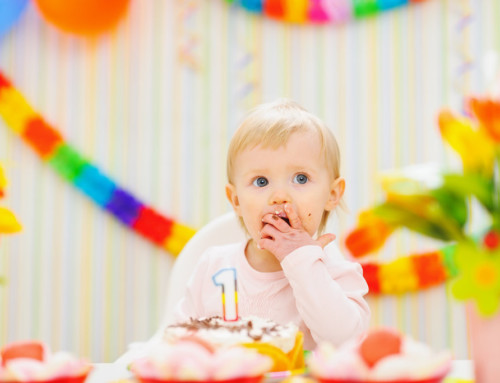 Festa del primo compleanno: tante idee per organizzarla