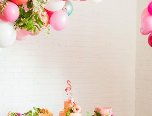Dillo con un palloncino: 7 idee per decorare una festa con i palloncini