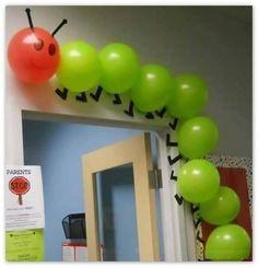 bruco palloncini