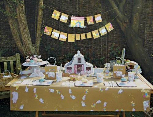 """Festa """"nella vecchia fattoria"""": un compleanno ideale per i più piccoli"""