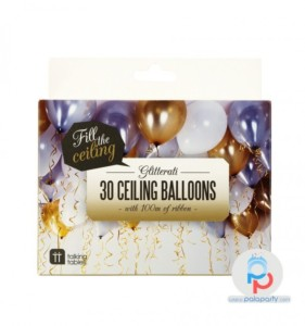 party-natale-oro-2-palloncini
