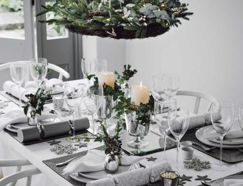 Apparecchiare in argento a Natale non è mai stato così semplice!