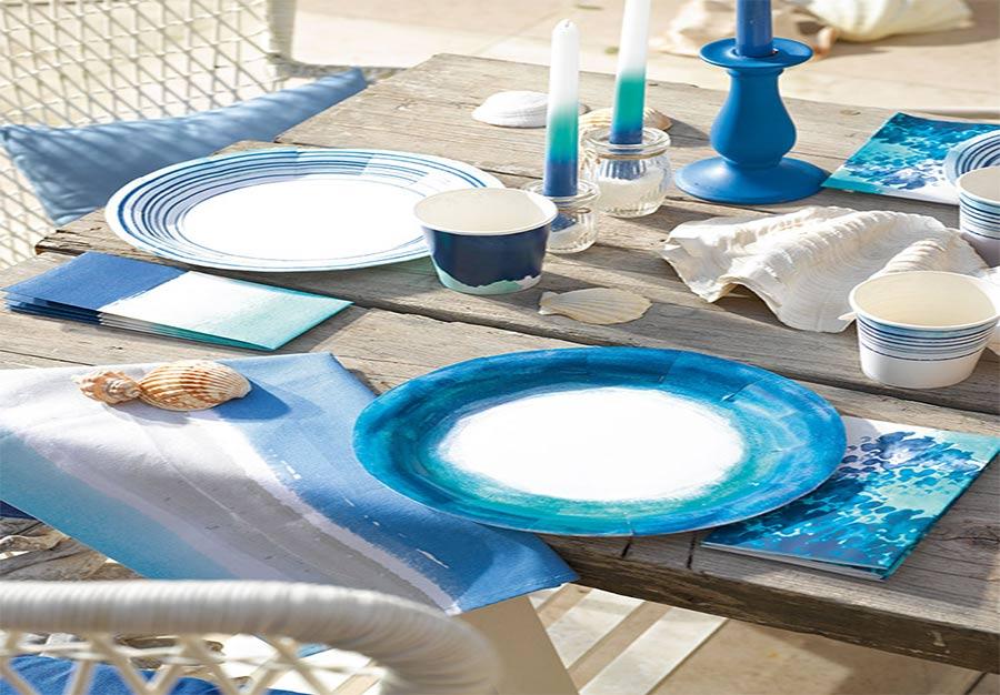 cena stile costa azzurra