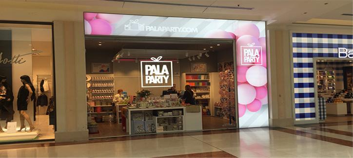 PalaParty shop ad Orio al Serio Bergamo