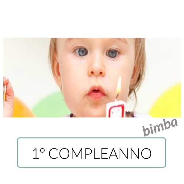 Festa primo compleanno bimba secondo PalaParty