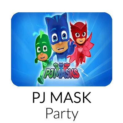 festa party tema pigiamini pj mask su palaparty